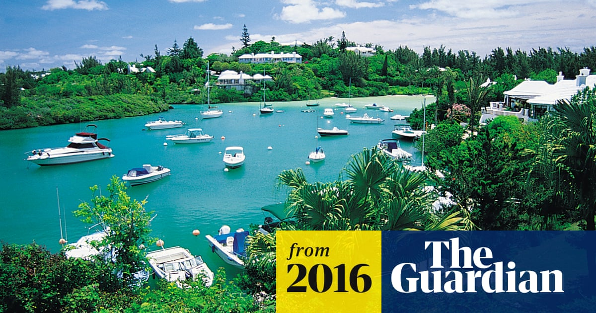 buy popular 8275e a9144 Bermuda is world's worst corporate tax haven, says Oxfam ...