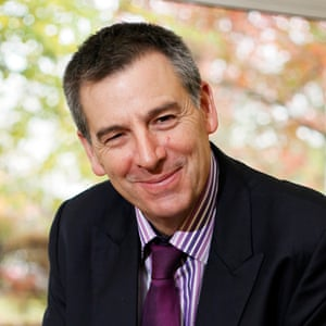 David Green, vice-chancellor of Worcester