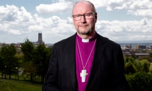 Paul Bayes, the bishop of Liverpool.