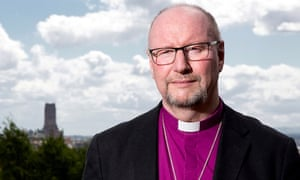 Paul Bayes, bishop of Liverpool
