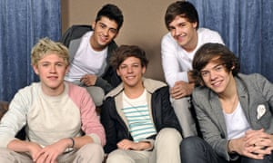 One Direction in 2012