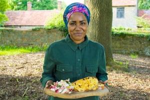 'One of the most personable companions around': Nadiya Hussain on her British Food Adventure.