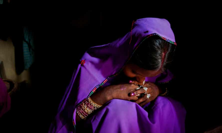 Specialists blamed the trend on early marriage – one-fifth of Indian women still marry before the age of 15 – along with male violence against women and other symptoms of a deeply entrenched patriarchal culture.