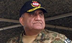 Lt Gen Bajwa
