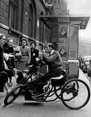 Paris, France c.1945-50