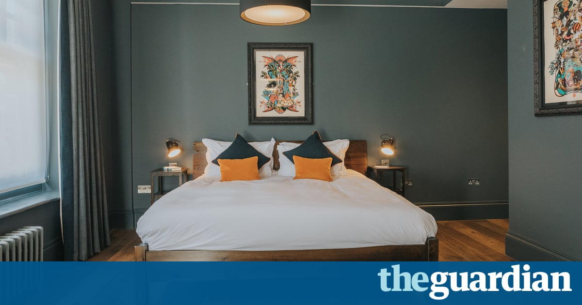 The Ginger Pig, Hove, East Sussex: hotel review