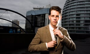 Milo Yiannopoulos' Dangerous will be published by Simon & Schuster imprint Treshold Editions, which focuses on books by conservative voices.