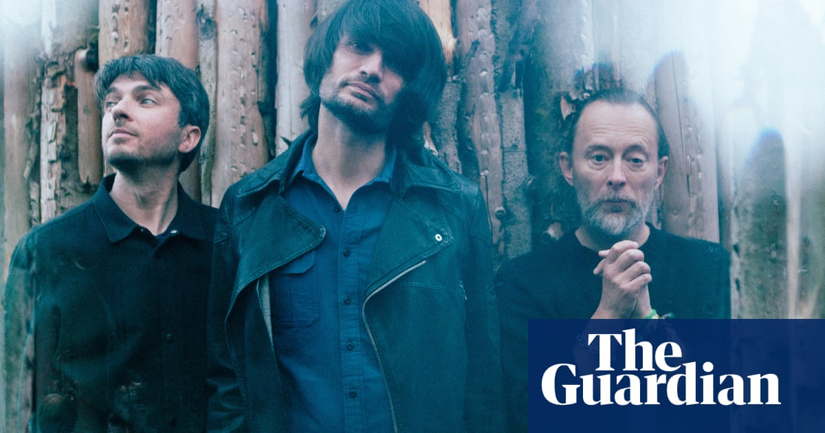 Radiohead's Thom Yorke and Jonny Greenwood form new project, the Smile
