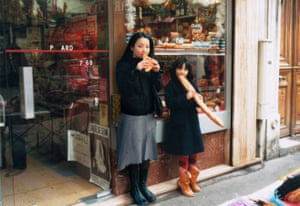 1982 and 2006, Paris, France, from Imagine Finding Me by Chino Otsuka.