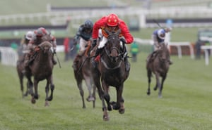 Klassical Dream and Ruby Walsh win the opening race.