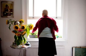 'As her mobility declines, Mum stays in her room more. Her windowsill becomes a substitute for the garden'
