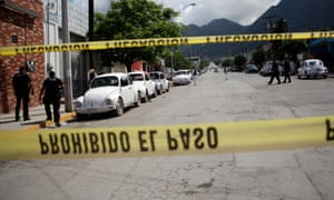 mexico police tape