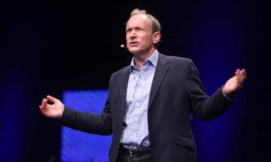 Tim Berners-Lee: 'Targeted advertising allows a campaign to say completely different, possibly conflicting things to different groups. Is that democratic?'