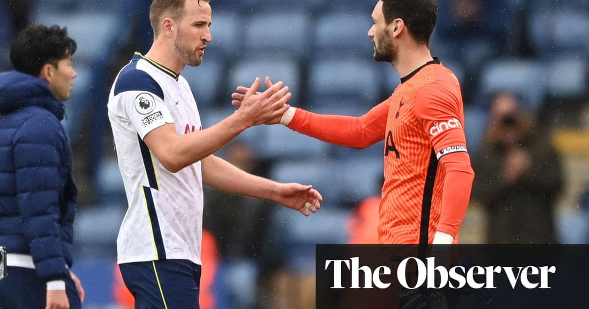 Hugo Lloris: 'If the manager needs Harry he will be professional'