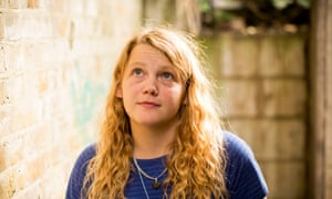 The poet, performer and musician Kate Tempest.