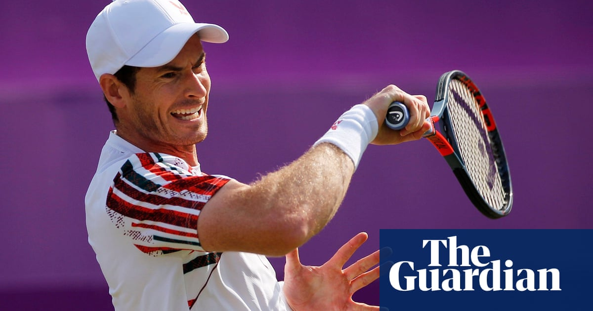 Andy Murray and Venus Williams handed wildcard entries for Wimbledon