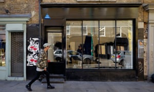 127 Brick Lane The clothes shop opened 10 years ago, offering<strong> '</strong>unisex and timeless garments'