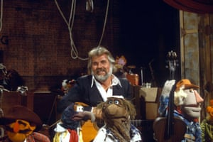 Kenny Rogers on The Muppet Show in 1979