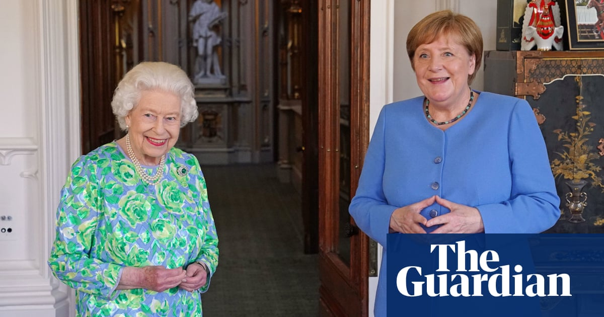 After Brexit, Merkel probably dabbed her eyes – and moved on