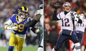 Aaron Donald and Tom Brady will play vital parts in this Sunday's game