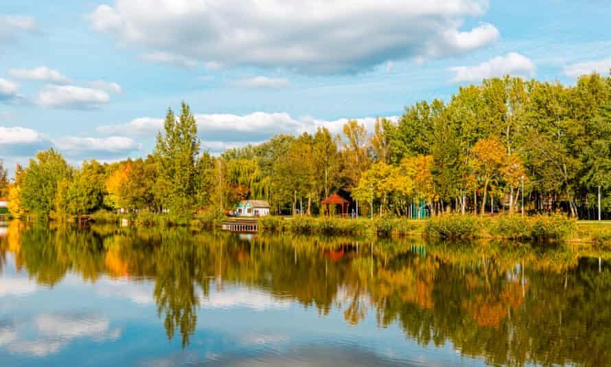 Sóstó Lake, Hungary