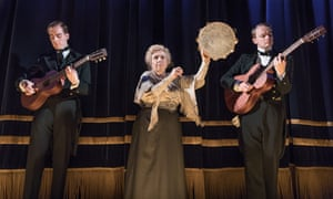 'Bewitching': Anne Reid adds a welcome musical dimension to Oscar Wilde's A Woman of No Importance.