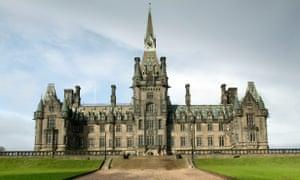 Edinburgh's Fettes college