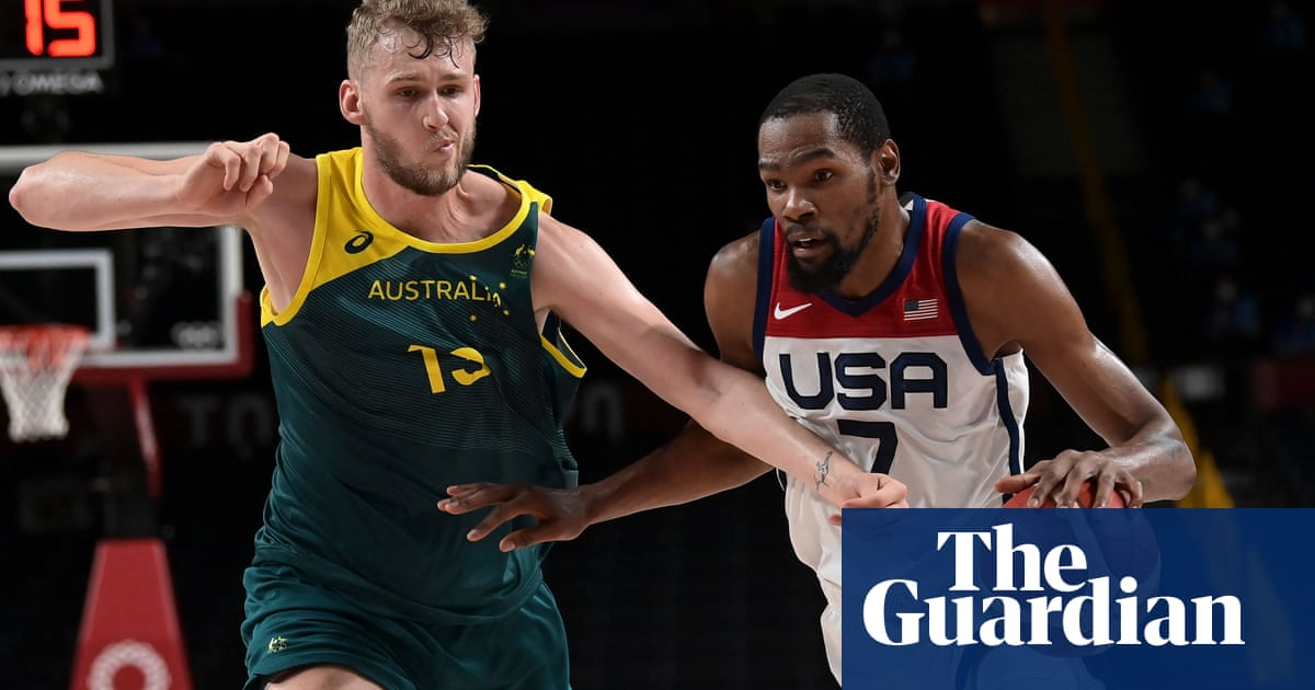USA assert authority over Australia to reach Olympic basketball gold medal game