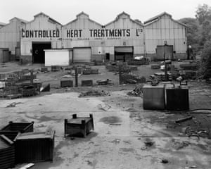 The Controlled Heat Treatments factory, 1983.