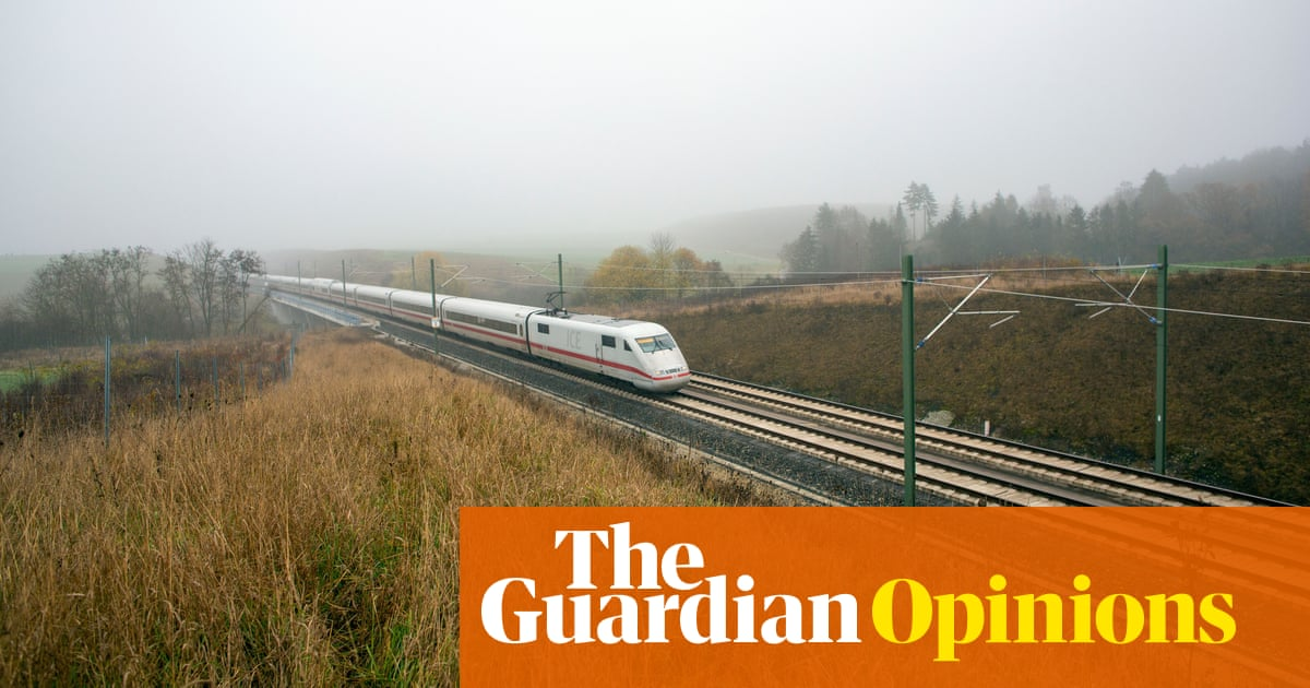 Why we need a new golden age of European rail