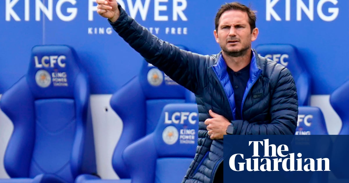 Frustrated Frank Lampard uses new substitute rule to fire up Chelsea