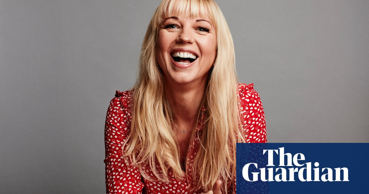 Sara Cox: 'I dont want to be confronted with my own mortality'