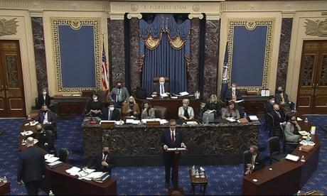 Donald Trump impeachment: Senate trial expected to vote to acquit today – live updates