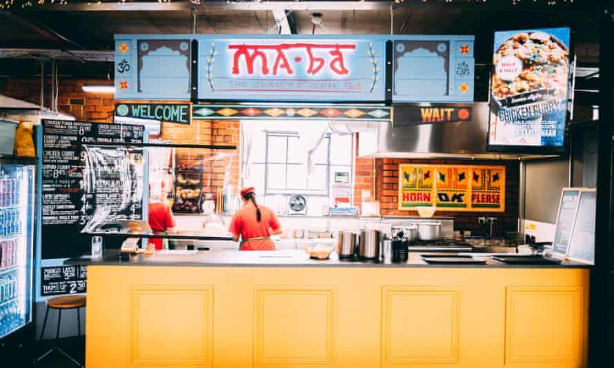 Dónde comer en Mapa Street en The Cutlery Works en Sheffield.