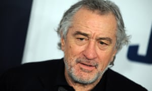 'I am not personally endorsing the film, nor am I anti-vaccination,' said Robert De Niro.