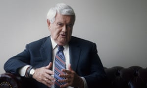 Newt Gingrich in The 13th.