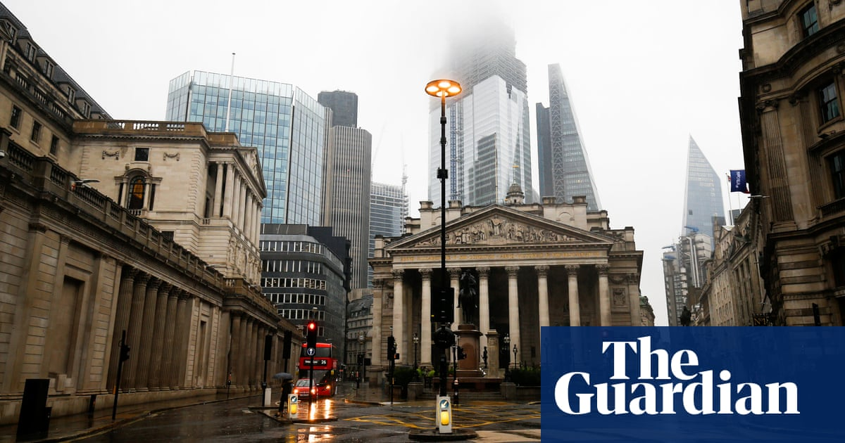 Bank of England warns EU over Brexit risk to financial