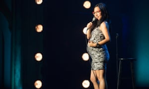Ali Wong in her comedy special Baby Cobra