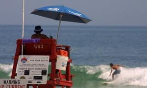 Florida lifeguard