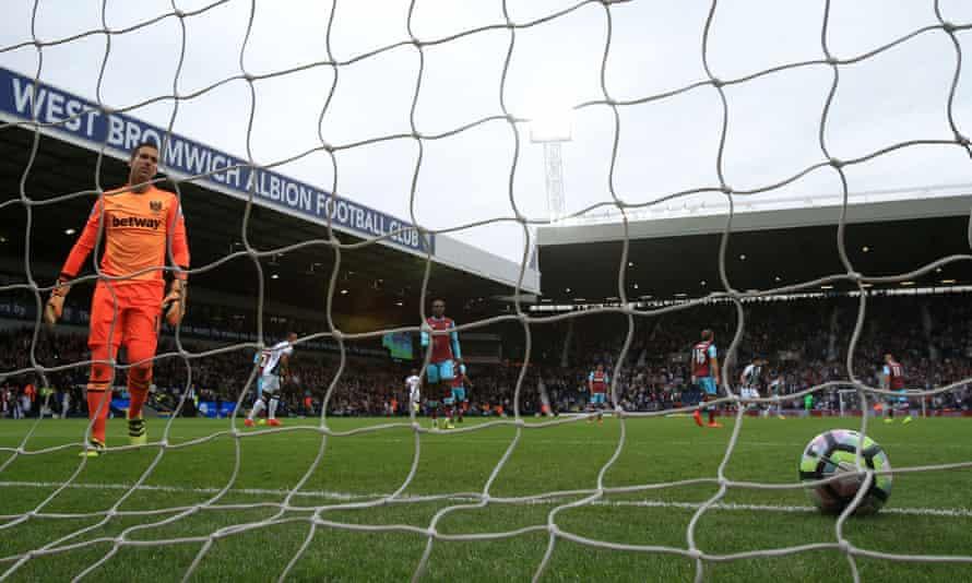 West Ham's Adrian