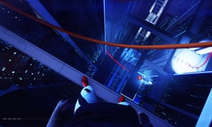 Mirror's Edge: Catalyst screengrab