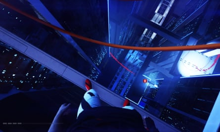 Mirror's Edge: Catalyst screengrab
