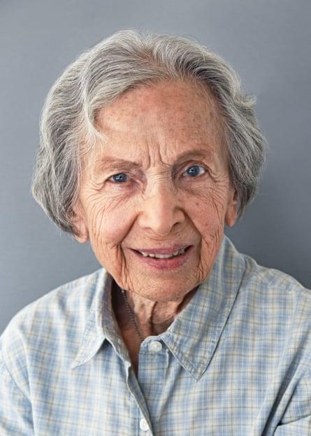 Betty Markoff.