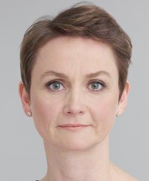 Yvette Cooper, Shadow Home Secretary