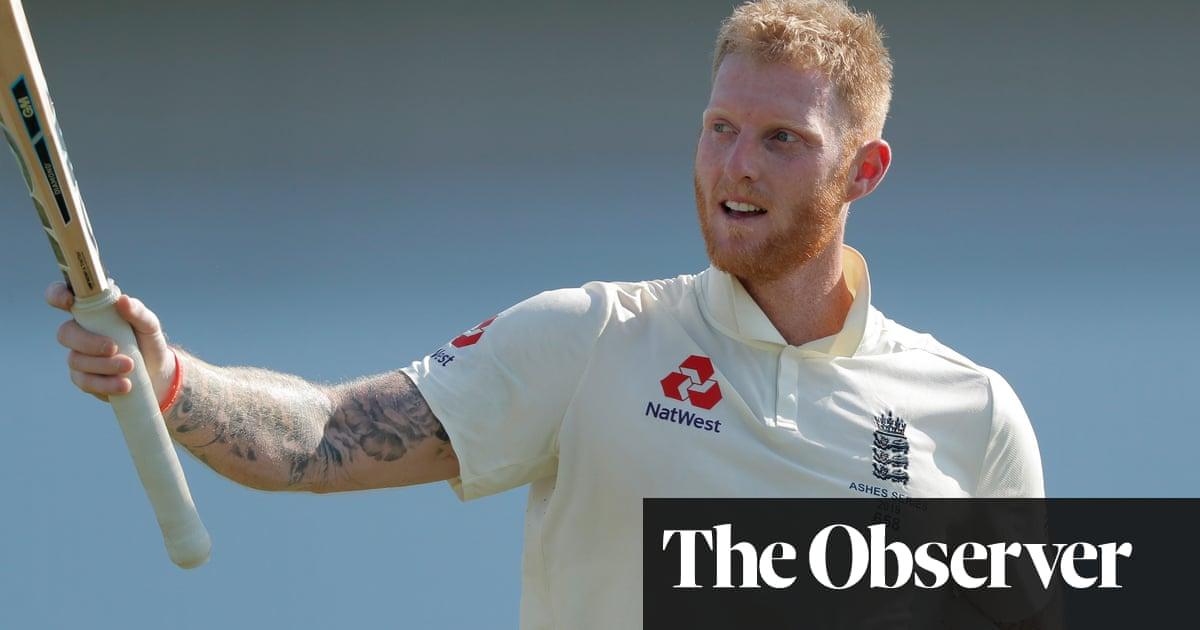 Ben Stokes, hero of Headingley, is England's buccaneering totem