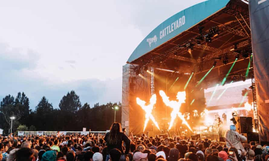 Pill-testing was trialled at Groovin the Moo in Canberra over the weekend – a first time for an Australian music festival.