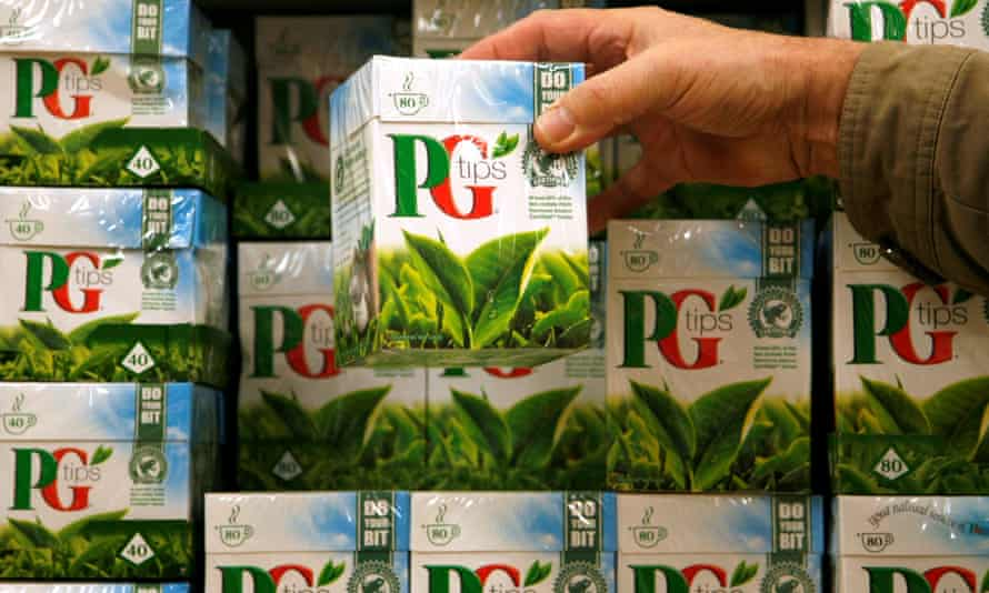 Increased coffee consumption in the west has been a drag on tea sales in recent years.