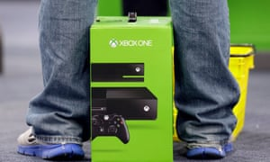 New Xbox One console