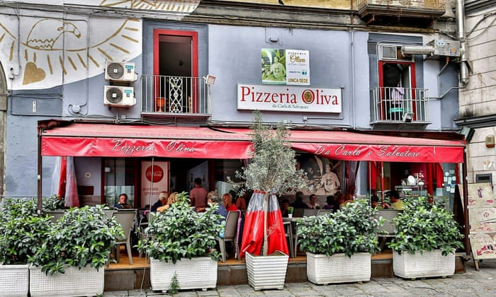 10 Of The Best Pizzerias In Naples Naples Holidays The Guardian