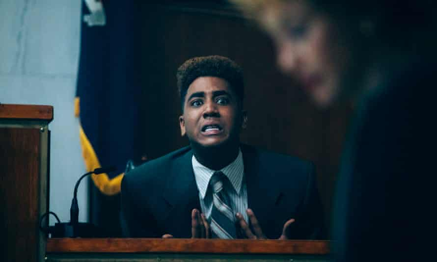 Jharrel Jerome in When They See Us.